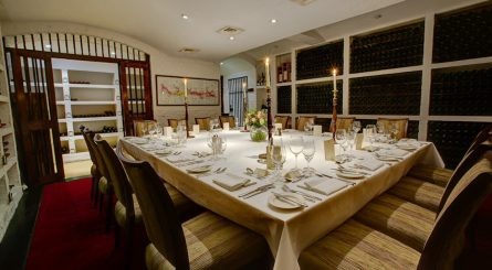 The Petersham   The Cellars   Private Dining Image.