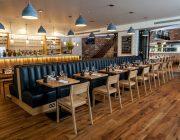 Tom's Kitchen St Katharine Docks - Private Dining Room Image2