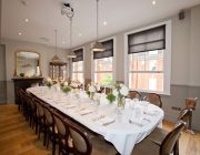 Toms Kitchen Chelsea 2nd Floor Private Dining Room Image
