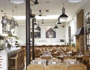 Toms Kitchen Chelsea Brasserie Image