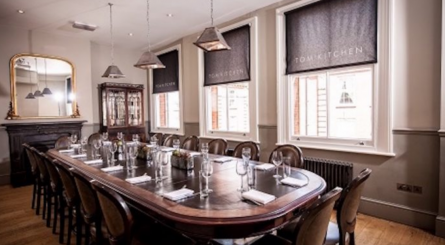 Toms Kitchen Chelsea - Private Dining Room