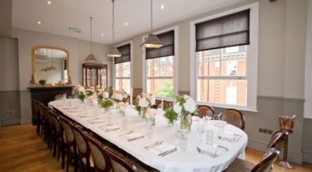 Toms Kitchen Chelsea Private Dining Room Image