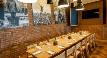 Tom's Kitchen St. Katherine Docks - Private Dining Room Image