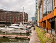 Tom's Kitchen St Katharine Docks - External Image