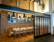 Tom's Kitchen St Katharine Docks - Private Dining Room Image1