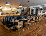 Tom's Kitchen St Katharine Docks - Private Dining Room Image2