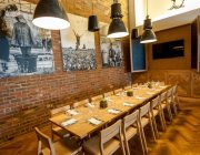 Tom's Kitchen St Katharine Docks - Private Dining Room Image3