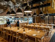 Tom's Kitchen St Katharine Docks - Private Dining Room Image4
