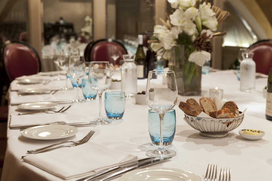 luxury private dining & party rooms in covent garden