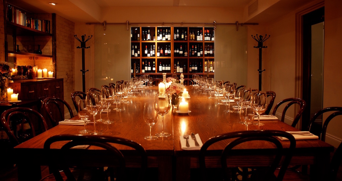 Private dining rooms interiors design for Best private dining rooms uk