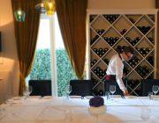Villa di Geggiano   Set Table NEW