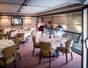 Villandry St James's Private Dining Room Round Tables