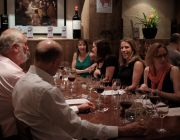 Vivat Bacchus London Bridge Private Dining Image2 Guests at Tables