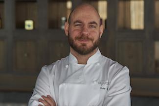 aqua shard Executive Chef Dale Osborne 1