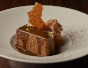 aqua shard Food Image Sticky toffee pudding