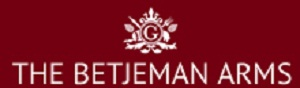 The Betjeman Arms logo
