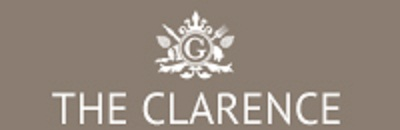 The Clarence logo