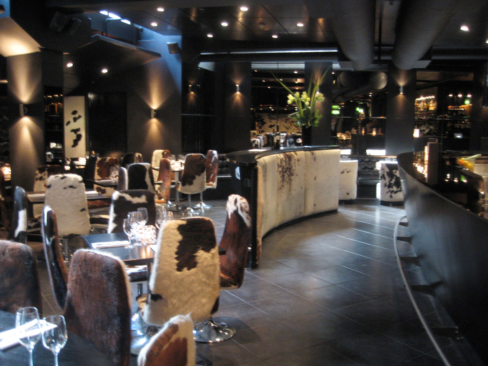 Private dining rooms the best places to eat near tower bridge for Best private dining rooms city of london