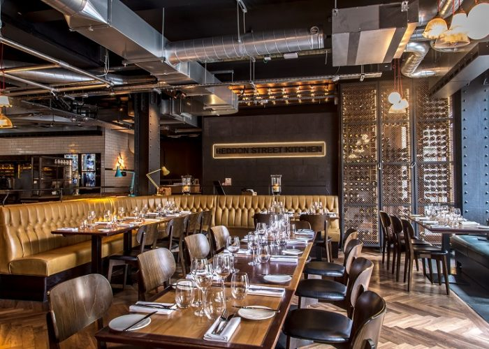 Heddon Street Kitchen Private Dining Room2