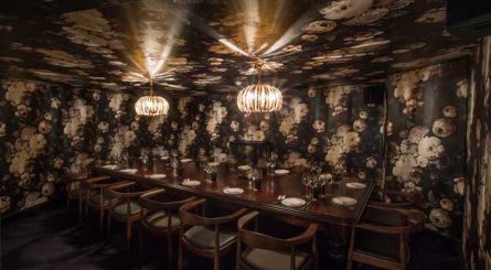 Ours Restaurant - Bloom Private Dining Room