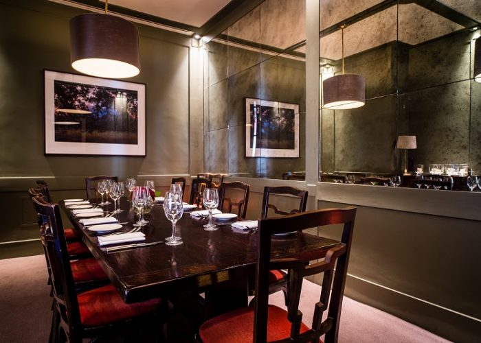 private dining rooms portland | Luxury Private Dining Rooms at Villandry - Great Portland ...