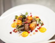 Bar Boulud Food image Braised Meat Vegetables