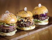Bar Boulud Food image2 Mini Burgers