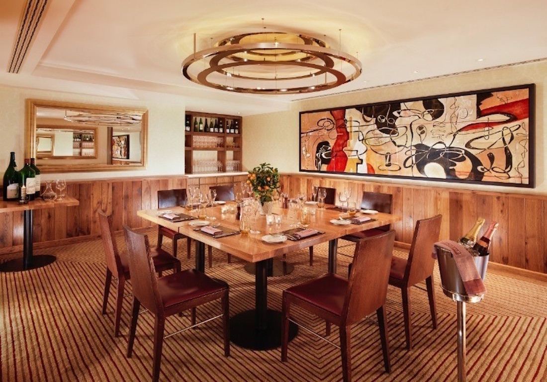 Luxury Private Dining Rooms At Bar Boulud