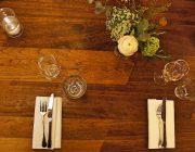 Bocca di Lupo Set Table Image