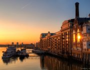 Browns Butlers Wharf Exterior Image River Thames View