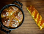 Dinner by Heston Blumenthal Food Image Tipsy Cake.