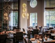 Dinner by Heston Blumenthal Main Dining Area Image