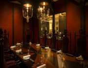 Dinner by Heston Blumenthal Private Dining Room Image.