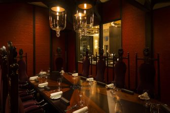 Private Dining Room at Dinner By Heston Blumenthal - Mandarin Oriental, Hyde Park 66, Knightsbridge, London, SW1X 7LA