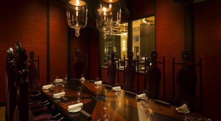 Dinner by Heston Blumenthal Private Dining Room Image. 2