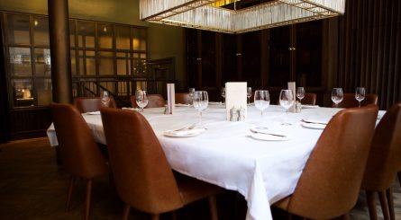 Gusto Private Dining Room 1