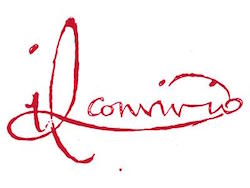 Image result for il convivio logo