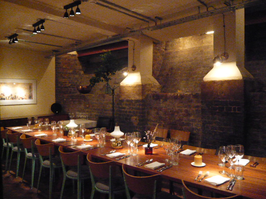 Image of Merchants Tavern Shoreditch Private Dining Room