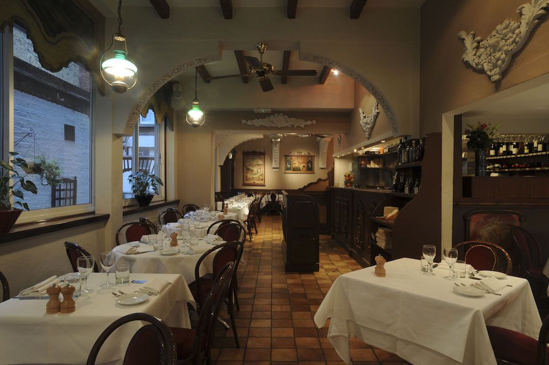 Private Dining Room at Taberna Etrusca - 9-11 Bow Churchyard, London, EC4 9DQ