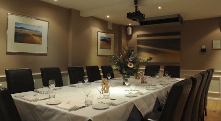 Taberna Etrusca Featured Private Dining Room Image