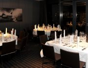 Brooklands Hotel Private Dining Image Set Tables