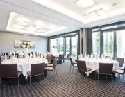 Brooklands Hotel Private Dining Image The Napier Suite