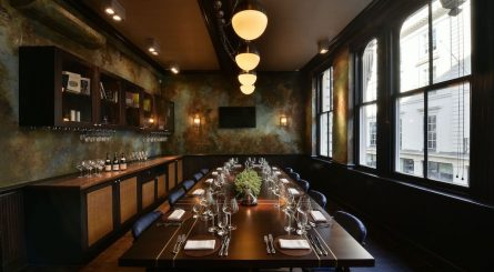 Cabotte Private Dining Room Image. 1