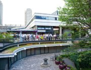london-wall-bar-kitchen-external-image-barbican-in-background