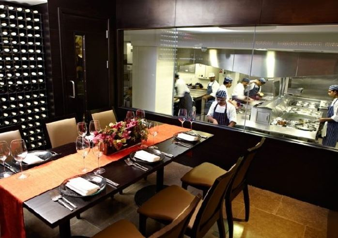 Private Dining Rooms at Benares