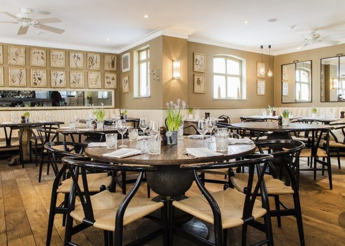 Private Dining Rooms at the Mews of Mayfair