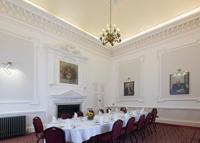 Private Dining Rooms at The Royal Over-Seas League