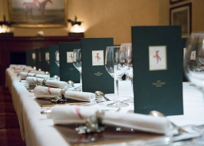 Private Dining Rooms at Wiltons