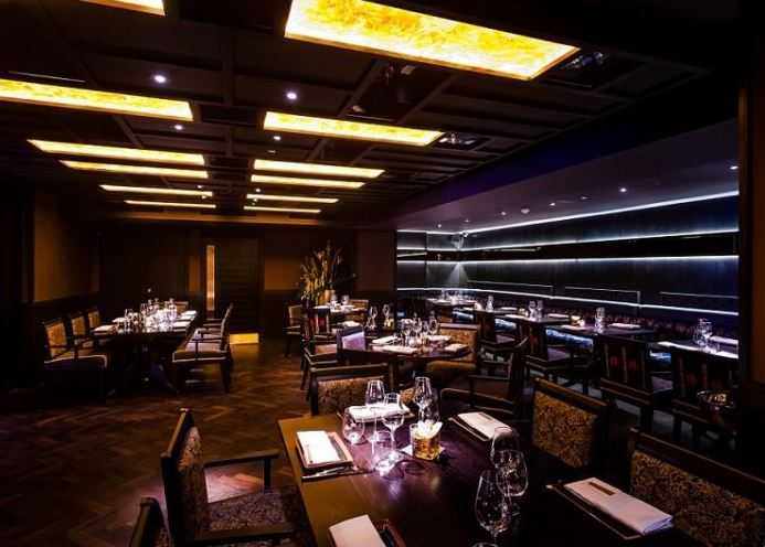 Private Dining Rooms at the Buddha Bar
