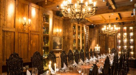 Image of The Captain's Table Private Dining Room at Big Easy